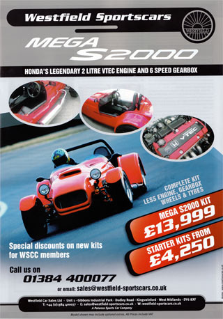 Westfield Sports Cars Limited